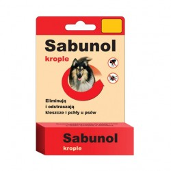 Sabunol Krople dla psów 0.7ml