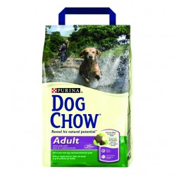 Purina Dog Chow - Adult Jagnięcina i Ryż