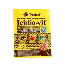 Tropical - Ichtio - Vit 12g