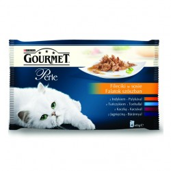 Purina Gourmet Perle Standard - saszetka 4 x 85g