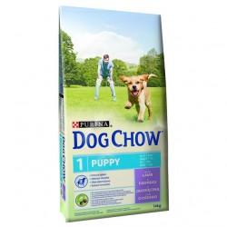 Purina Dog Chow - Puppy Jagnięcina i Ryż