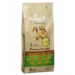Planet Pet Society - Adult Chicken&Rice 15kg + 3kg GRATIS