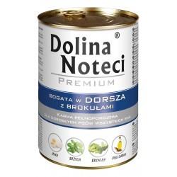 DOLINA NOTECI PREMIUM bogata w dorsza z brokułami 400 g