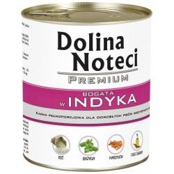 DOLINA NOTECI PREMIUM z indykiem 800 g