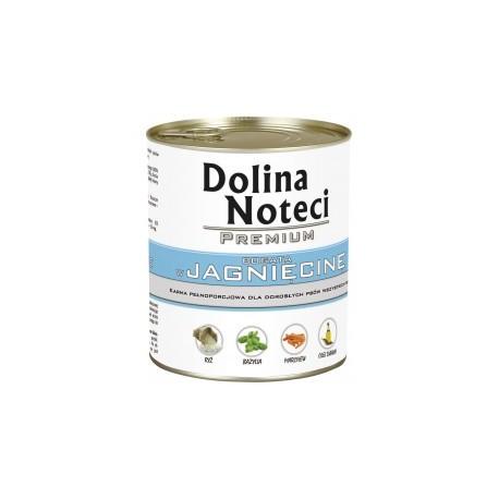 DOLINA NOTECI PREMIUM z jagnięciną 800 g