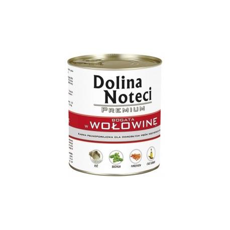 DOLINA NOTECI PREMIUM z wołowiną 800 g
