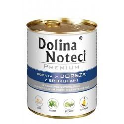 DOLINA NOTECI PREMIUM bogata w dorsza z brokułami 800 g