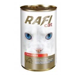 DOLINA NOTECI RAFI CAT kawałki z wołowiną w sosie 415 g