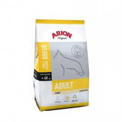 Arion ORIGINAL Adult Small&Medium Light 2x12kg