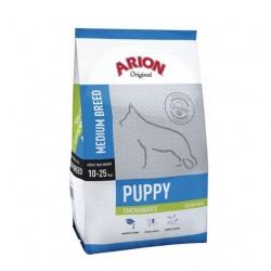 Arion ORIGINAL Puppy Medium z kurczakiem i ryżem 12kg