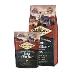 Carnilove Lamb & Wild For Adult - jagnięcina i dzik dla psów
