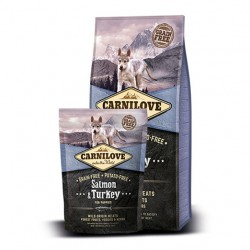 Carnilove Salmon & Turkey For Puppies - łosoś i indyk