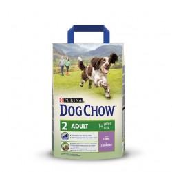 Purina Dog Chow Adult Jagnięcina 2,5kg