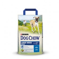 Purina Dog Chow Adult Large Breed Indyk 2,5kg
