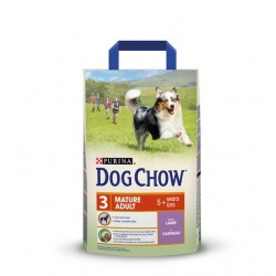 Purina Dog Chow Mature Jagnięcina 2,5kg