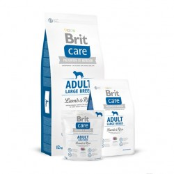 Brit Care - Adult Large Breed Lamb & Rice