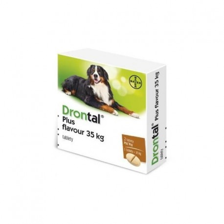 Bayer Drontal Plus Flavour 35 kg