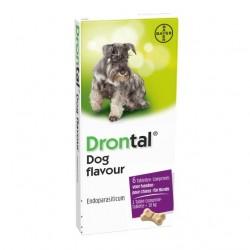 Bayer Drontal Dog Flavour 10 kg - ODBIÓR OSOBISTY
