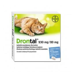 Bayer Drontal Cat dla kotów