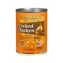 EVANGER'S Classic Gotowany Kurczak 400g