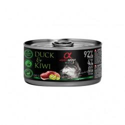 ALPHA SPIRIT - monoproteinowa kaczka z kiwi - 150 g