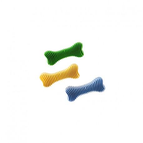 Kość gryzak 12 cm - zabawka zapachowa dla psa