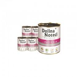 DOLINA NOTECI PREMIUM z indykiem 6 x 800 g