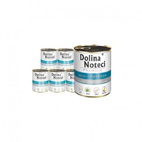 DOLINA NOTECI PREMIUM bogata w pstrąga 12 x 800 g