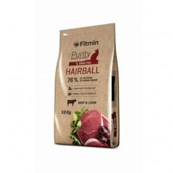 Fitmin Purity Hairball - 400 g + 400 g - sucha karma dla kotów