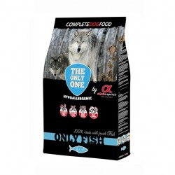 ALPHA SPIRIT ONLY FISH - sucha karma dla psów 12 kg