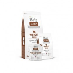 BRIT CARE WEIGHT LOSS RABBIT & RICE - 1kg