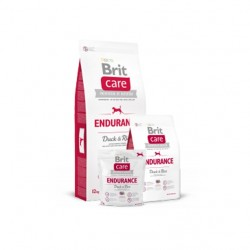 BRIT CARE ENDURANCE DUCK & RICE - 3kg
