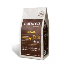 NATUREA GRAINFREE GROWTH KURCZAK - 12 KG