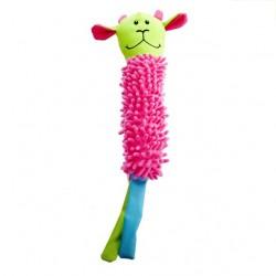 Doggy - pluszowo-ortalionowa zabawka dla psa Dingo