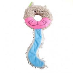 KOT TOM - pluszowo-ortalionowa zabawka dla psa Dingo