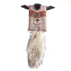 ŚWISTAK BOB - pluszowo-ortalionowa zabawka dla psa Dingo