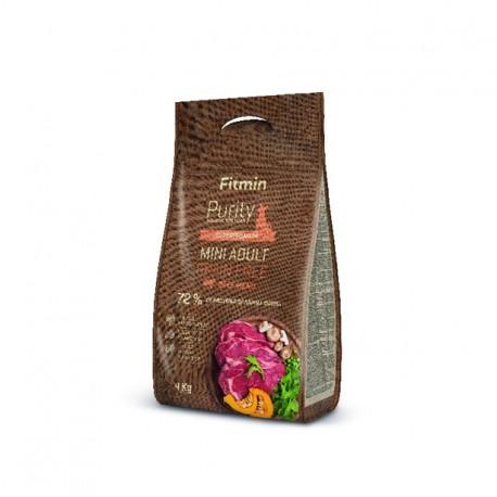 Fitmin Purity Grain Free Adult Mini Beef