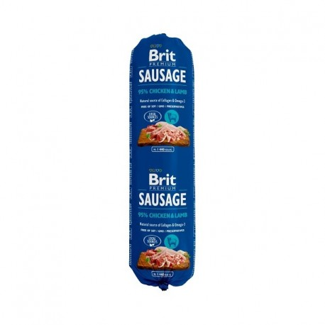 BRIT SAUSAGE CHICKEN & LAMB