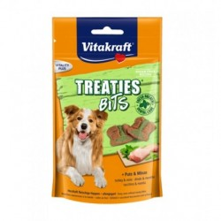 VITAKRAFT TREATIES BITS PRZYSMAK PIES INDYK 120G