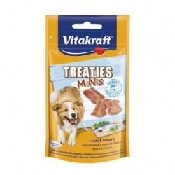 VITAKRAFT TREATIES MINIS ŁOSOŚ 48G