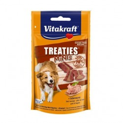 VITAKRAFT TREATIES MINIS WĄTRÓBKA 48G