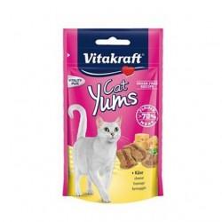 Vitakraft Cat Yums Przysmak z serem 40g