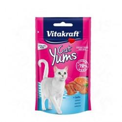 Vitakraft Cat Yums Przysmak z łososiem 40g