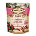 Carnilove Dog Snack Crunchy Lamb & Cranberries - chrupiąca przekąska z jagnięciną i żurawiną - 200g