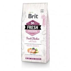 Brit Fresh Chicken & Potato Puppy Healthy Growth