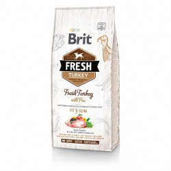 Brit Fresh Turkey & Pea Adult Fit & Slim