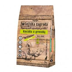 WIEJSKA ZAGRODA Kaczka z gruszką - 20 kg
