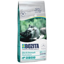 Bozita Diet & Stomach z Łosiem 400g