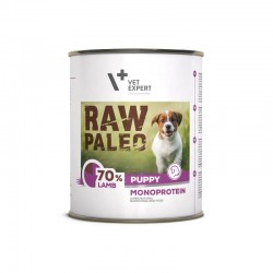 Vet Expert - Raw Paleo Puppy Lamb 800g