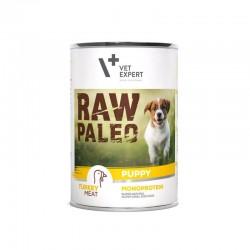 Vet Expert - Raw Paleo Puppy Turkey 800g